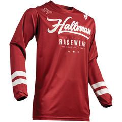 Hallman Hopetown / Красный