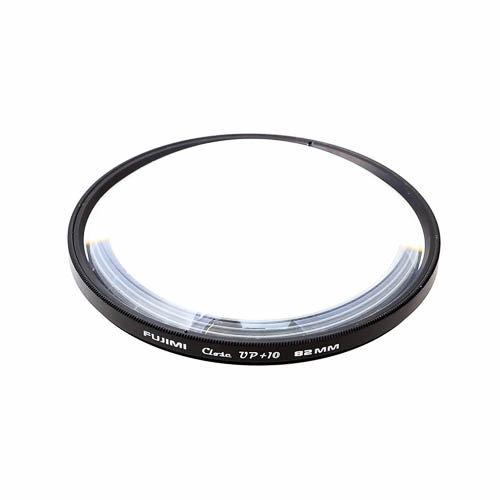 Светофильтр Fujimi Close UP +10 52mm Макрофильтры с диоптрией +10 (52 мм)