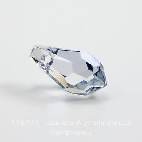 6000 Подвеска Сваровски Drop Crystal Blue Shade (11х5,5 мм)