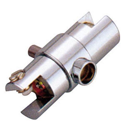 ARM-GS861 Полкодержатель двусторонний, поворотный (d троса - 1,5 / 2мм), хром