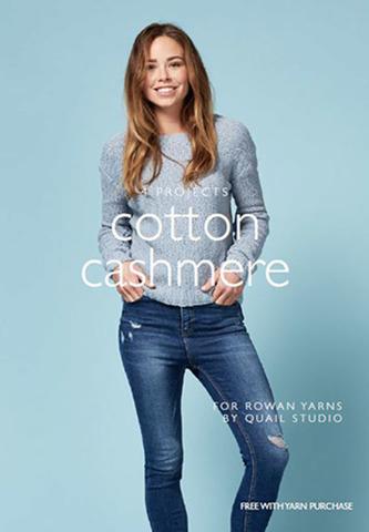 Cotton Cashmere Book by Quail Studio