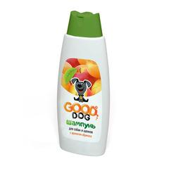 Шампунь для собак и щенков, Good Cat, с ароматом абрикоса