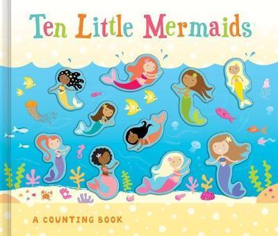 Kitab Ten Little Mermaids | Susie Linn
