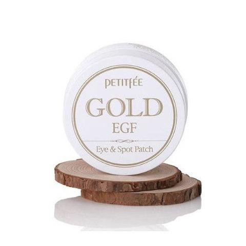 Патчи для глаз PETIFEE Gold EGF Eye & Spot Patch 90 шт.