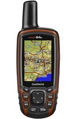Туристический GPS-навигатор Garmin GPSMAP 64S 010-01199-10