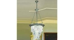 Kolarz 0346.34.5 — Светильник потолочный подвесной Kolarz MILORD CRYSTAL