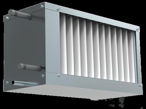 Вентиляционный водяной охладитель канальный WHR-W 1000500-3