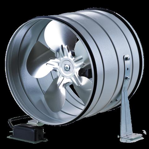Вентилятор Канальный Осевой Blauberg Tubo-M 250