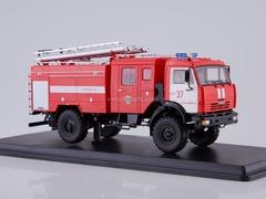 KAMAZ-43502 AC-3-40 fire engine 1:43 Start Scale Models (SSM)