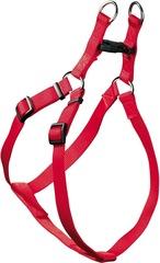 Шлейка для собак, Hunter Smart Ecco Квик M (46-65/48-70 см), нейлон красная