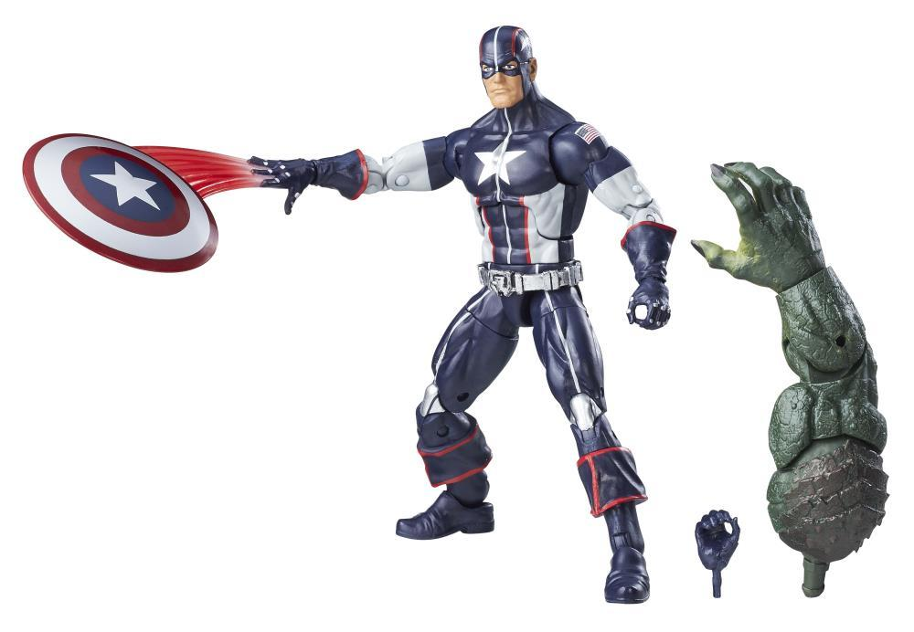 Фигурка Капитан Америка (Secret War Captain America) Marvel Legends 15 см