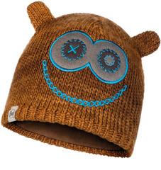 Шапка вязаная с флисом Buff Hat Knitted Polar Monster Tundra Khaki