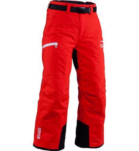 Горнолыжные брюки детские 8848 Altitude Split (orange)