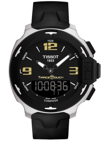 Купить Наручные часы Tissot T-Race Touch T081.420.17.057.00 по доступной цене
