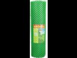 Решетка заборная Grinda, цвет зеленый, 1,2х25 м