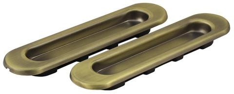 Фурнитура - Ручка Для Раздвижных Дверей  Vantage SDH-1, цвет бронза  (гарантия - 12 месяцев)