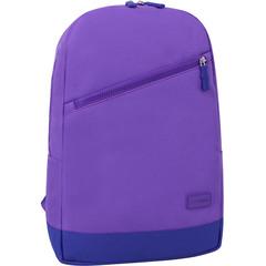 Рюкзак Bagland Amber 15 л. фиолетовый/электрик (0010466)
