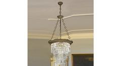 Kolarz 0346.34.4 — Светильник потолочный подвесной Kolarz MILORD CRYSTAL