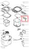 Дисплейная плата (панель управления) для хлебопечки Moulinex (Мулинекс) SS-986638