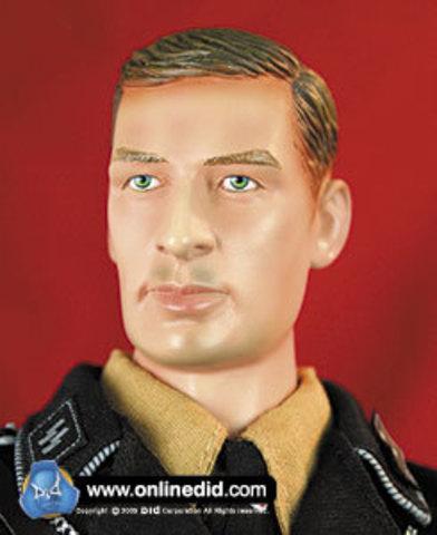 WWII German SS. Sturmbannfuhrer Hans-Ulrich Grimminger