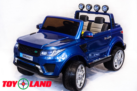 Электромобиль Toyland Range Rover XMX 601 ДВУХМЕСТНЫЙ, ПОЛНЫЙ ПРИВОД
