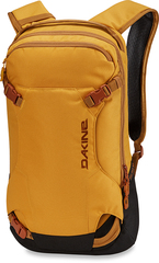 Рюкзак Dakine HELI PACK 12L MINERAL YELLOW