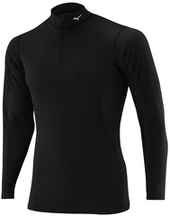 Термобелье рубашка Mizuno Middleweight H/Z мужская