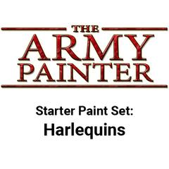 Базовый комплект красок Army Painter: Harlequins