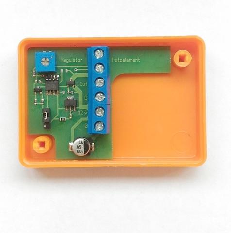 «КУСЭ-1» Контроллер управления световыми элементами АртСистемы