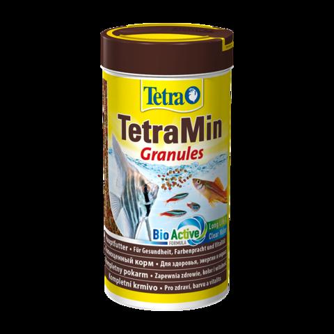 TetraMin Granules Сухой корм для декоративных рыб гранулы