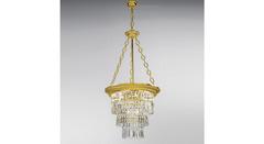 Kolarz 0346.34.3 — Светильник потолочный подвесной Kolarz MILORD CRYSTAL
