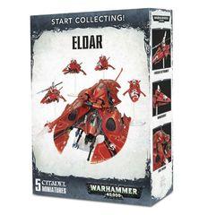 Start Collecting! Eldar. Коробка