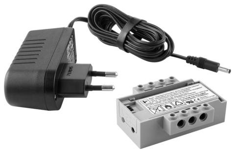 Аккумуляторная батарея WeDo 2.0 45302 — WeDo 2.0 Smart Hub Rechargeable Battery