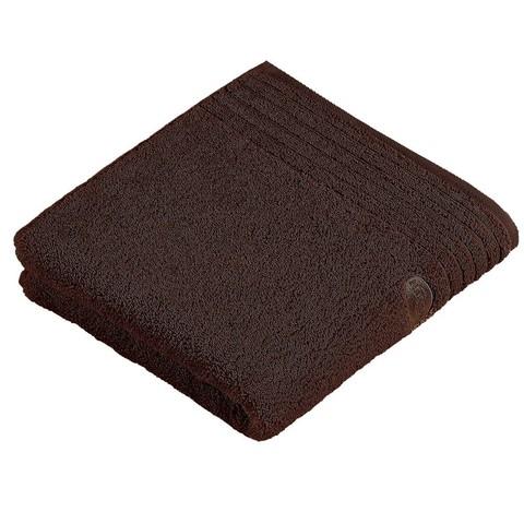 Полотенце 30x30 Vossen Dreams dark brown