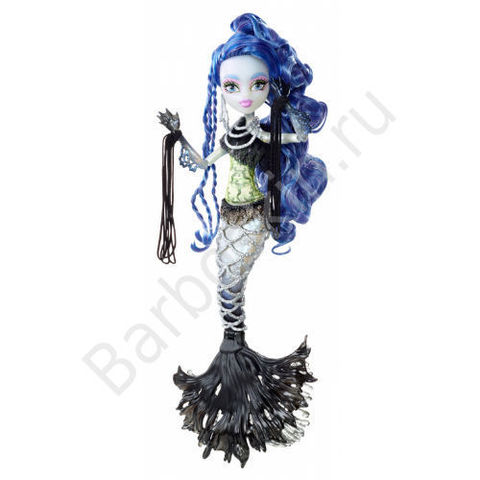 Кукла Monster High Сирена Вон Бу (Sirena Von Boo) - Безумный микс