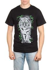 18716-1 футболка мужская, черная