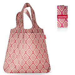 Сумка складная Mini maxi shopper diamonds rouge Reisenthel