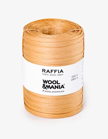 Пряжа RAFFIA Straw