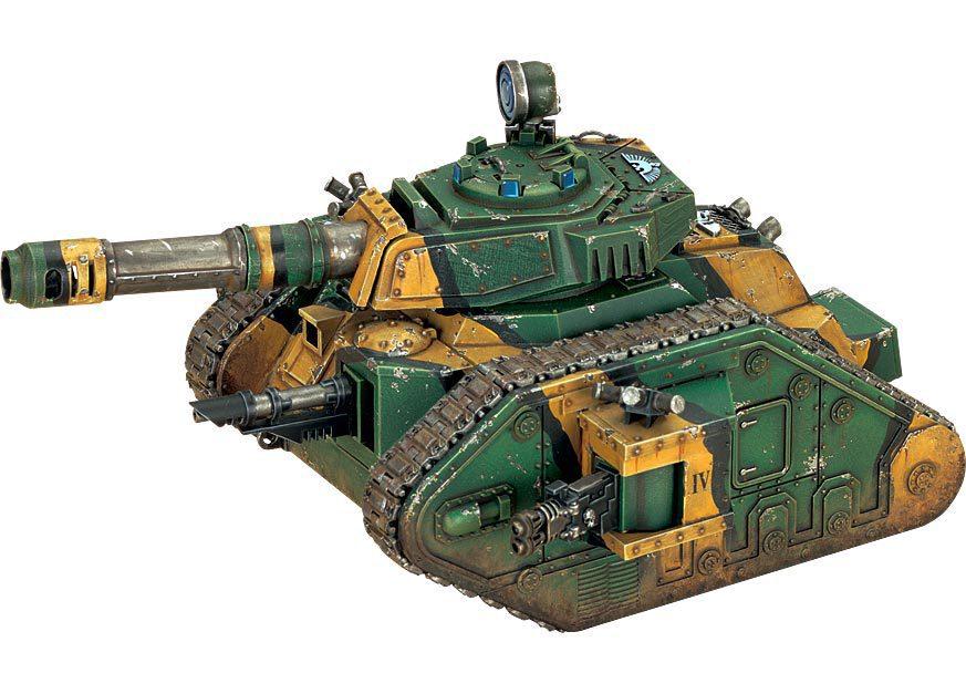 Astra Militarum Leman Russ Battle Tank