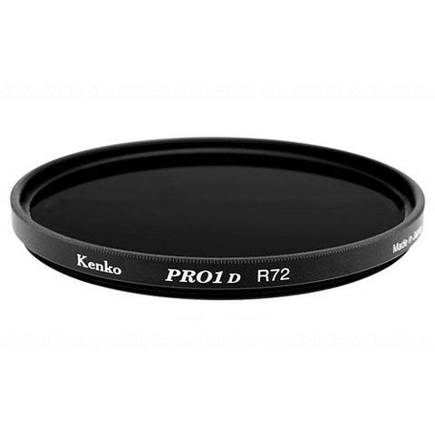 Инфракрасный фильтр Kenko Pro 1D R-72 на 55mm