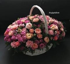 Корзины с цветами