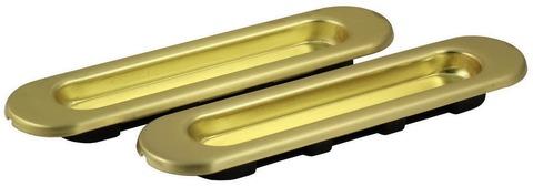 Фурнитура - Ручка Для Раздвижных Дверей  Vantage SDH-1, цвет матовое золото  (гарантия - 12 месяцев)