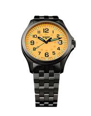Швейцарские тактические часы Traser P67 OFFICER PRO  GUNMETAL Orange 107867