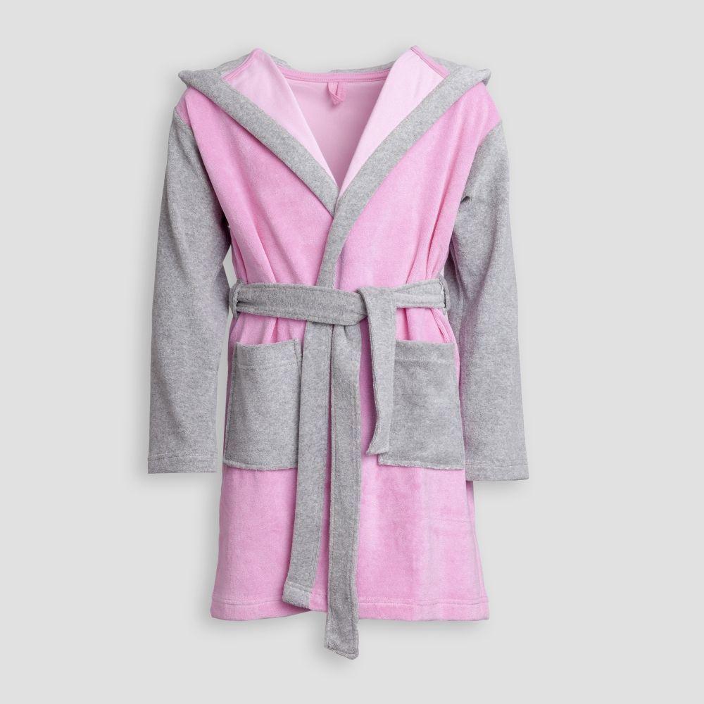Детский женский халат E18B-14W101