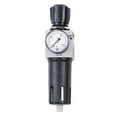 Фильтр-регулятор давления с манометром FDM 1/4 W