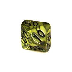 Куб D% прозрачный: Зеленая скверна