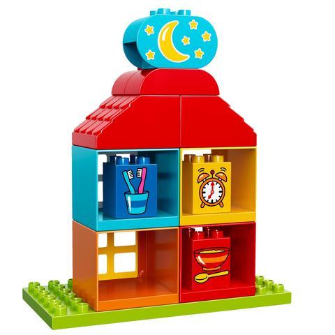 LEGO Duplo: Мой первый игровой домик 10616