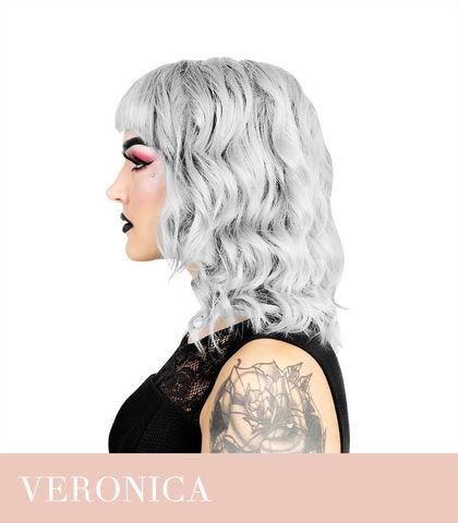 Краска для волос Herman's Amazing Silver Veronica White
