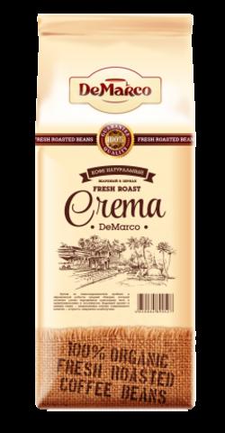 Кофе De Marco Fresh Roast Crema в зернах