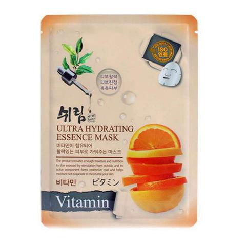 FoodaHolic Shelim Увлажняющая маска с витаминами (ткан.) 25мл